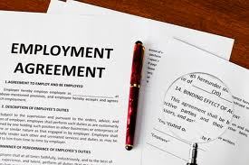 Letter for Employment Compensation Agreement