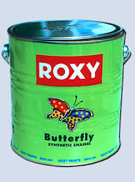 Marketing Strategy of Roxy Paint Ltd