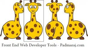 Tools For Front End Developers