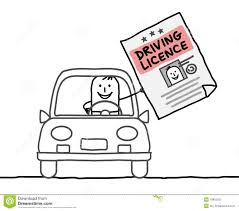 Letter for Reminder to Authority to Renew Drivers License