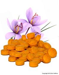 Saffron Extract Supplements for Treatment of Depression