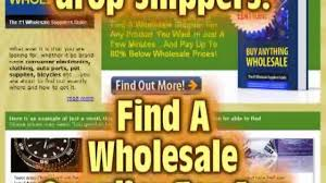 Finding Quality Wholesale Suppliers