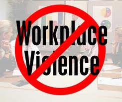 Risk Management of Workplace Violence