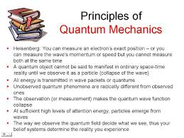 Briefly Explain Quantum Mechanics