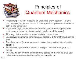 Briefly Explain Quantum Mechanics
