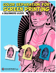 Color Separations for Screen Printing