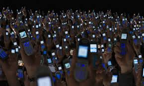 Increased Use of Mobile Phones