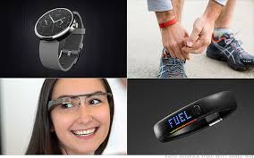Wearables in the IT Workplace