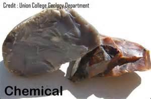 Discuss on Chemical Sedimentary Rocks