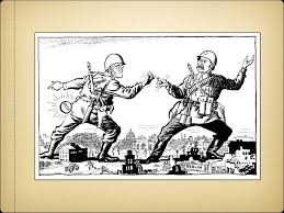Discuss on Cold War Origins