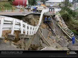 Discuss on the Effects of Earthquakes