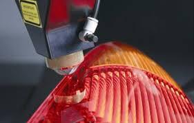 Laser Plastic Welding on Display