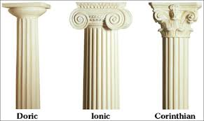 Discuss on Greek Architectural Systems
