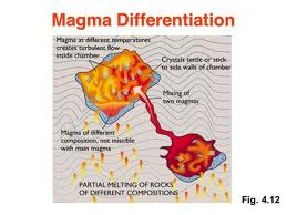 Analysis on Magmatic Differentiation