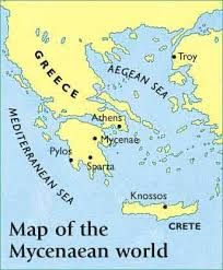 Minoan and Mycenaean Cultures, Intro to Greek Architecture