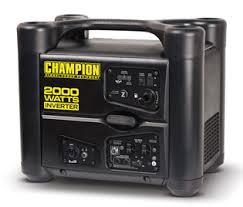 Champion 2000W Inverter Generator
