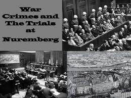Presentation on Nuremberg War Crime Trials