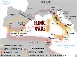Discuss on Punic Wars