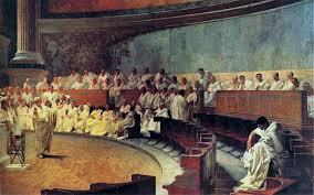 Discuss on the Roman Republican Constitution