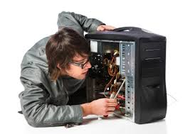 Stages of Computer Repairs Grief