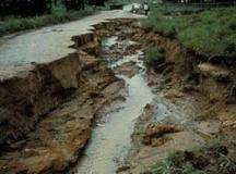 Define and Discuss on Stream Erosion