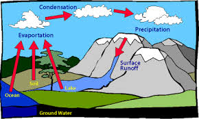 Discuss on Various Types of Water Flow