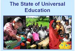 Discuss Universal Education based Growth and Function