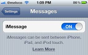 Apple IMessage is Slow