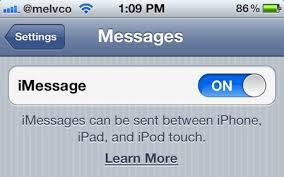 Apple IMessage is Slow