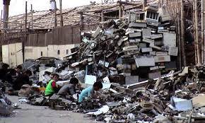 Electronic Equipment Disposal