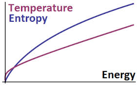 Define and Discuss on Energy and Entropy