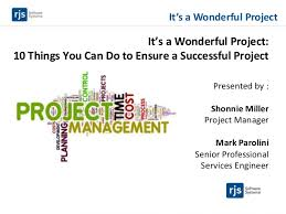 Ensuring Project Implementation Success