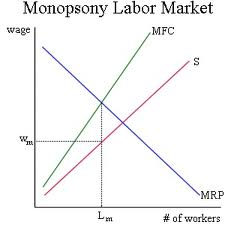 Discuss on Equilibrium in a Monopsony Market