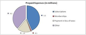 Discuss and Analysis on Prepaid Expenses