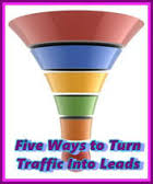 Turn Traffic Into Leads