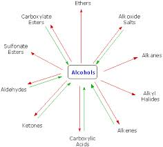 Discuss on Reactions of Alcohols