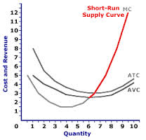 Define and Discuss on Short Run Supply