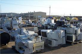 Electronic Waste Recycling Technology