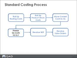 Define and Discuss on Standard Costs