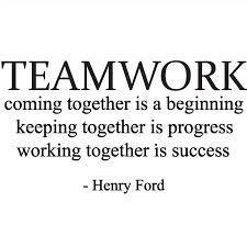 Define and Discuss on Teamwork