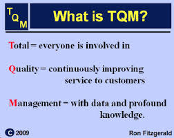 Define and Discuss on Total Quality Management