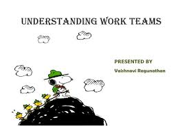 Lecture on Understanding Work Teams