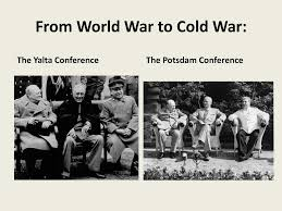 Discuss on Differences between Yalta and Potsdam