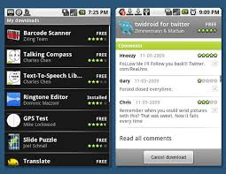 Android Application Stores