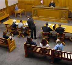 Define and Discuss on Adversary Justice System