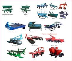 Define and Discuss on Agricultural Machinery