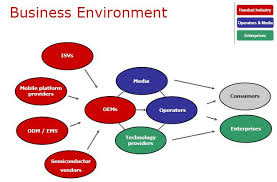 Explain Types of Business Environment