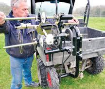 Discussed on Farm Fencing Equipment