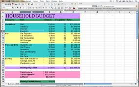 Discuss on Generate a Household Budget