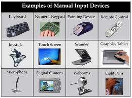 Lecture on Input Devices